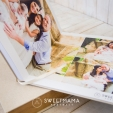 Parents' Digital Album for Christenings (30x30cm)