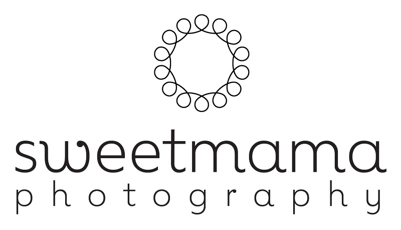 Logo Sweetmama Photography - Cyprus-based Newborn, Children and Family Photography boutique