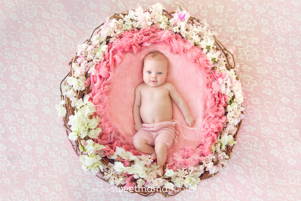 Baby and family portrait by Cyprus-based Family portrait boutique Sweemama Photography