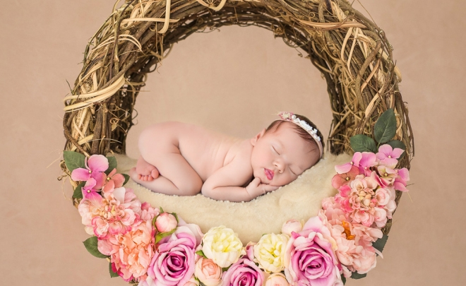 Newborn Photography by Sweetmama Photography - Cyprus photography boutique specializing in newborn, children, family, and maternity photography