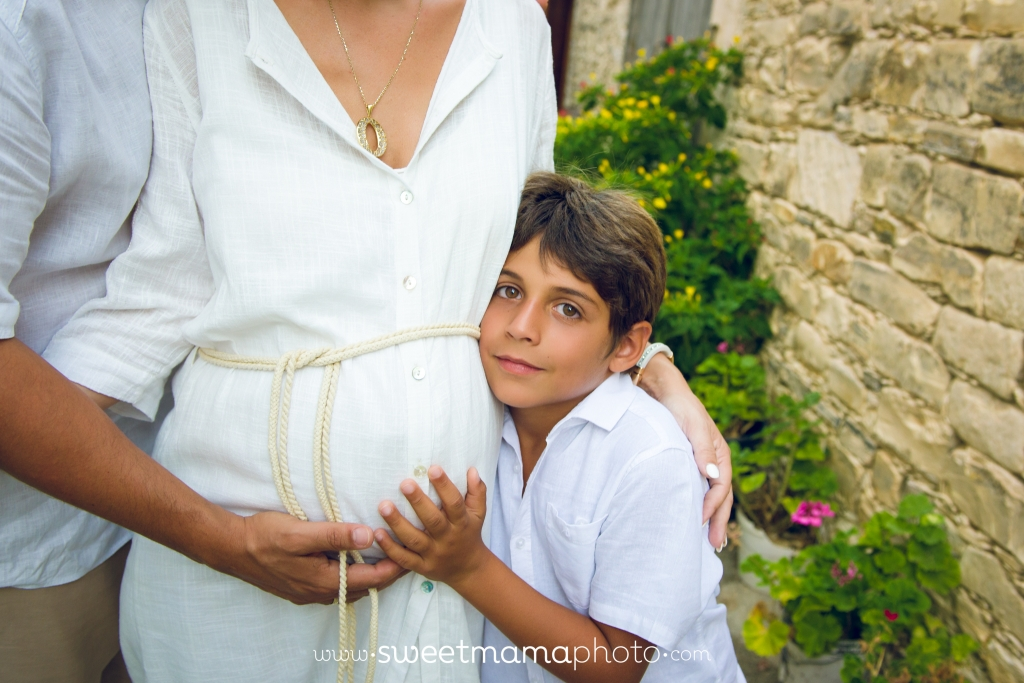 Maternity and Family Photography in Lefkara village by Sweetmama Photography - Cyprus photography boutique specializing in newborn, children and family photography