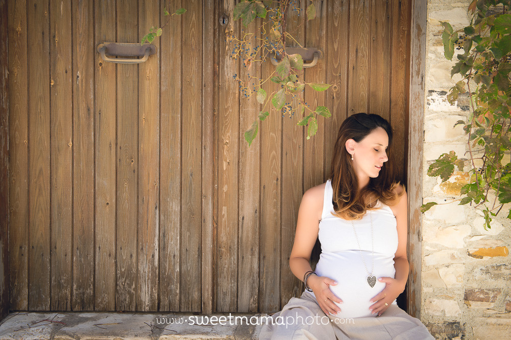 Outdoors Maternity Photography by Sweetmama Photography at Lefkara village - Cyprus photography boutique specializing in newborn, children, maternity/pregnancy and family photography.