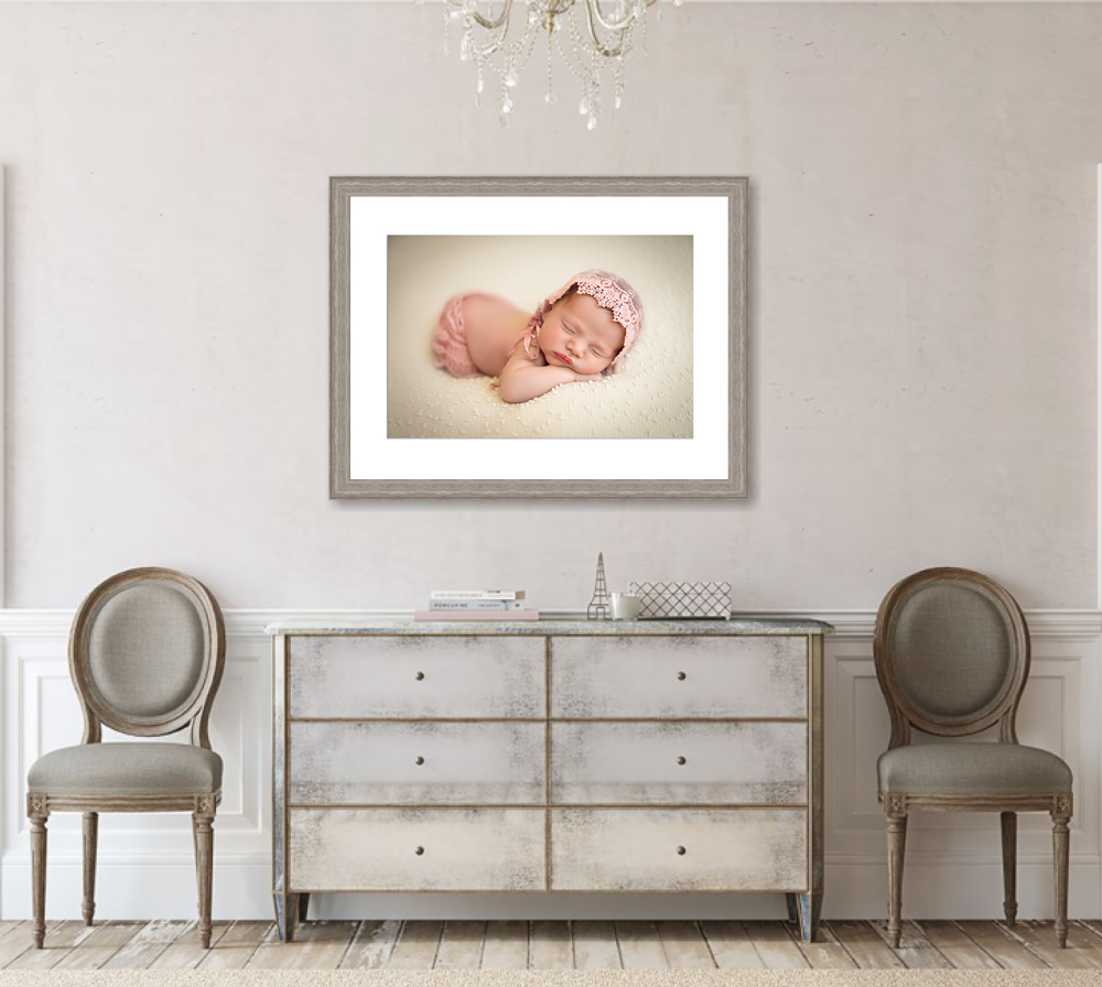 High-end couture-inspired products by Sweetmama Photography - Cyprus photography boutique specializing in newborn, children, family, and maternity photography